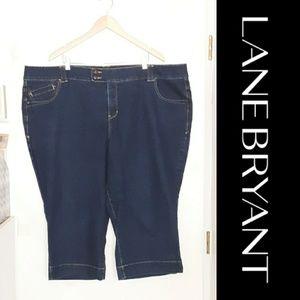 Lane Bryant   Jean Capris